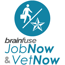 JobNow & VetNow online resources from brainfuse