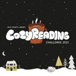 Yolo County Library's Cozy Reading Challenge 2021.
